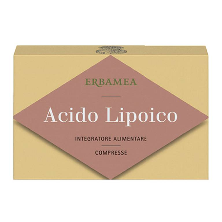 ACIDO LIPOICO 24CPR