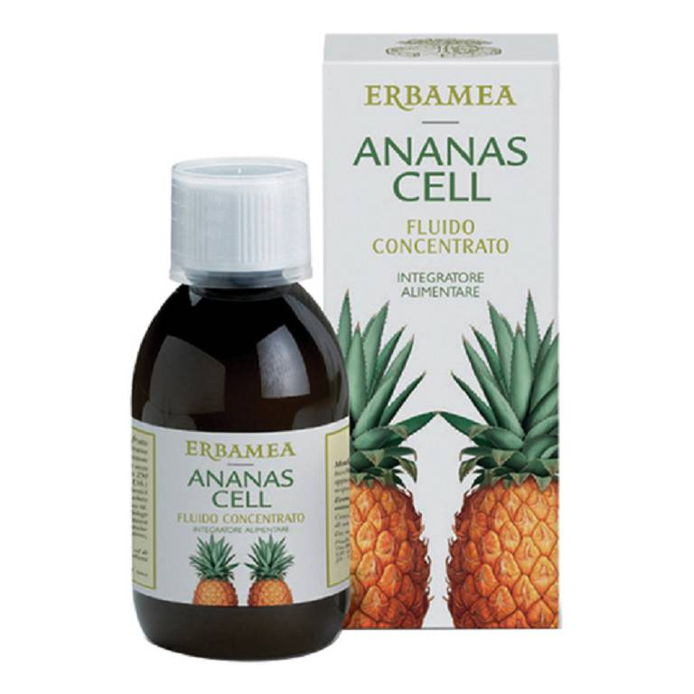 ANANAS CELL FLUIDO CONC 250ML