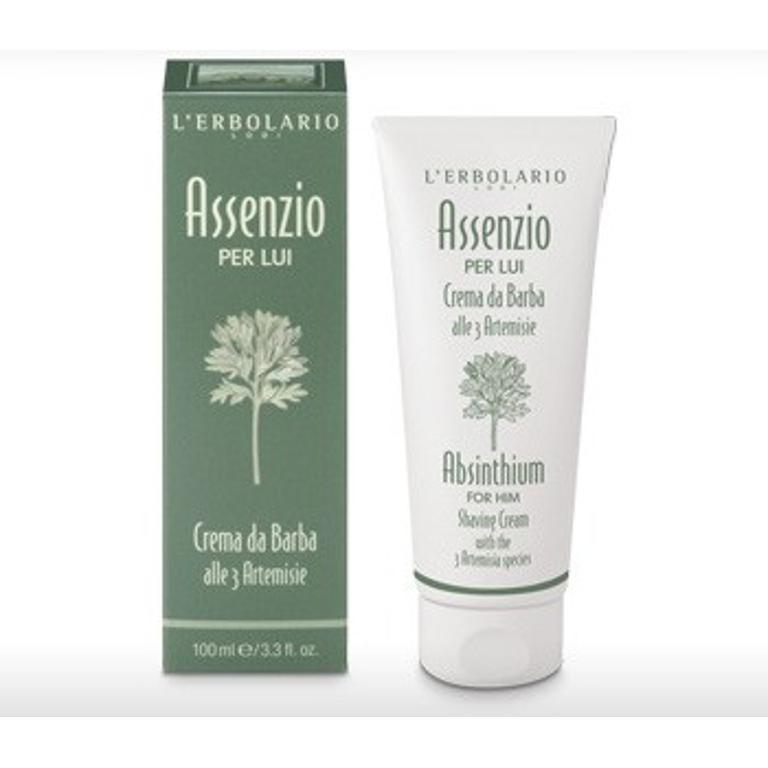 ASSENZIO CREMA BARBA 100ML