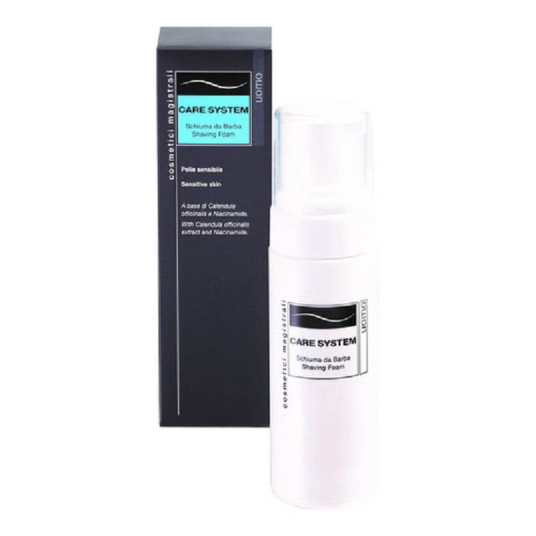 CARESYSTEM SCHIUMA BARBA 150ML
