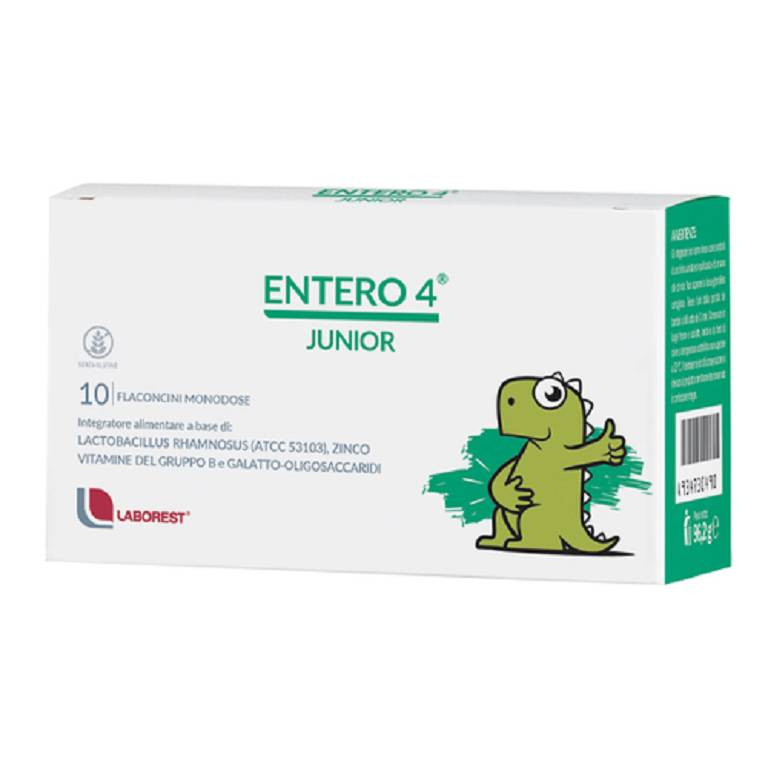 ENTERO 4 JUNIOR 10FL 8ML
