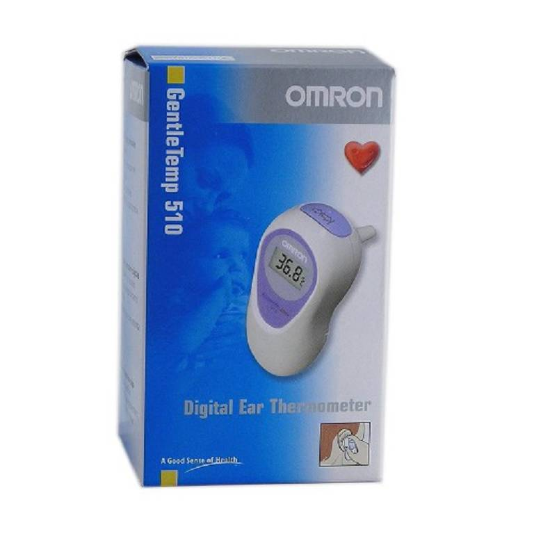 OMRON TERMO AURIC GENTLE TEMP